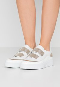 Steffen Schraut - CHAIN  - Sneakers - white/platinum - 0