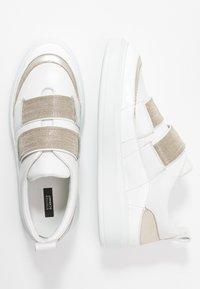 Steffen Schraut - CHAIN  - Sneakers - white/platinum - 3