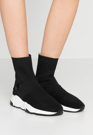 ELASTIC AVE - High-top trainers - black