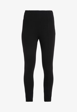 CAROLINE ESSENTIAL PANTS - Leggings - black