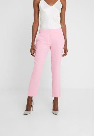 CAROL LOVELY PANTS - Kalhoty - funky berry