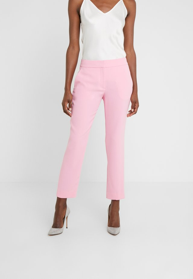 CAROL LOVELY PANTS - Trousers - funky berry