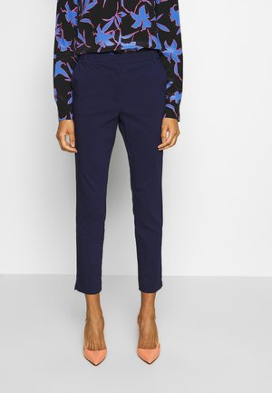 JOSEFINE PANTS - Pantalones - navy