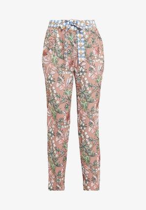 LOU SUMMER PANTS - Kalhoty - botanical