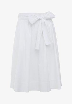 CARIOCA FASHIONISTA SKIRT - A-linjekjol - white