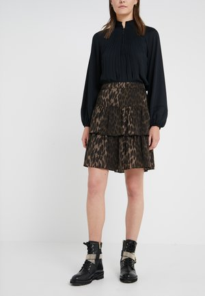 LIZA LOVELY SKIRT - A-linjainen hame - luxury