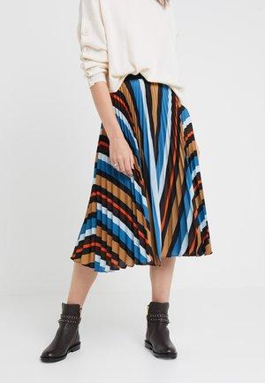 SARAH PLEATED SKIRT - A-snit nederdel/ A-formede nederdele - multicolor