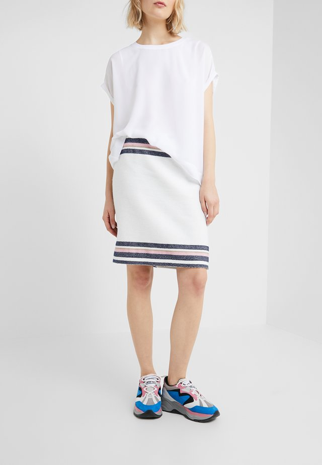 SUMMER STRIPE SKIRT - Kokerrok - multi color