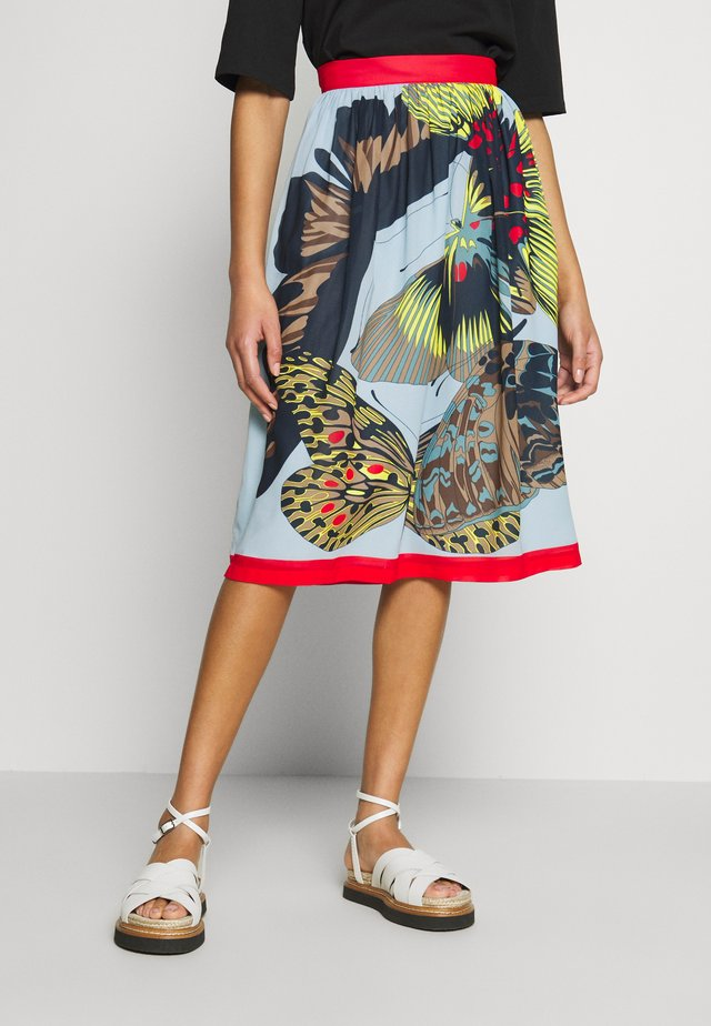 FASHIONISTA BEACH SKIRT - A-snit nederdel/ A-formede nederdele - multi