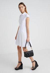 Steffen Schraut - DAY DRESS - Sukienka koszulowa - white - 1