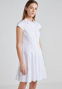 Steffen Schraut - DAY DRESS - Sukienka koszulowa - white - 0