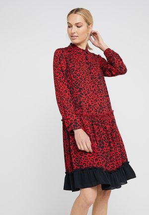 NEW YORK ROCKS FANCY DRESS - Skjortekjole - hype