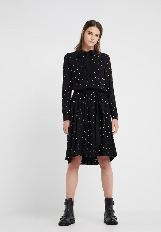 THE FAIRY TALE STAR DRESS - Freizeitkleid - black