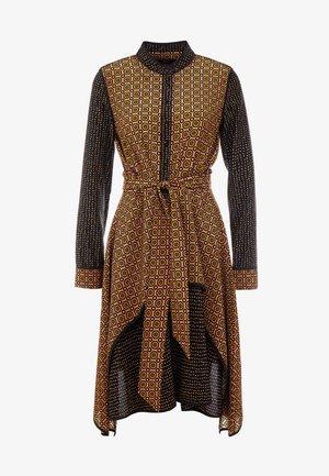 CLAIRE LUXURY DRESS - Shirt dress - multicolor