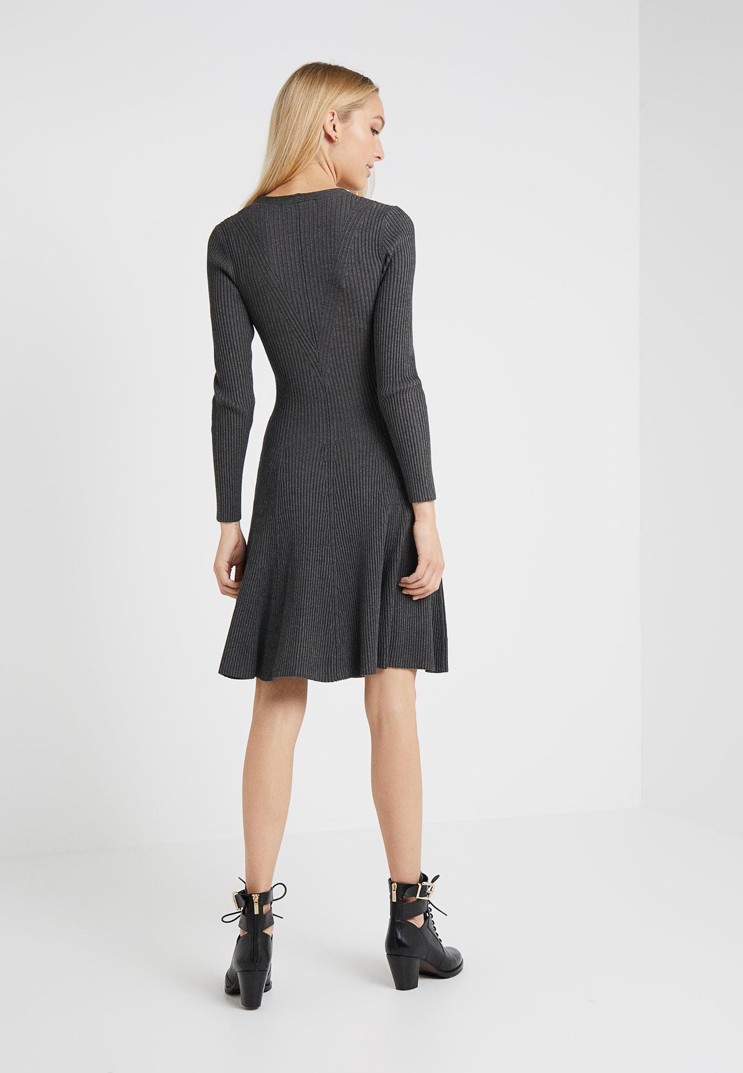 SpecialRobe Dress Grey Dark Schraut Pull Steffen wPuTZXikO