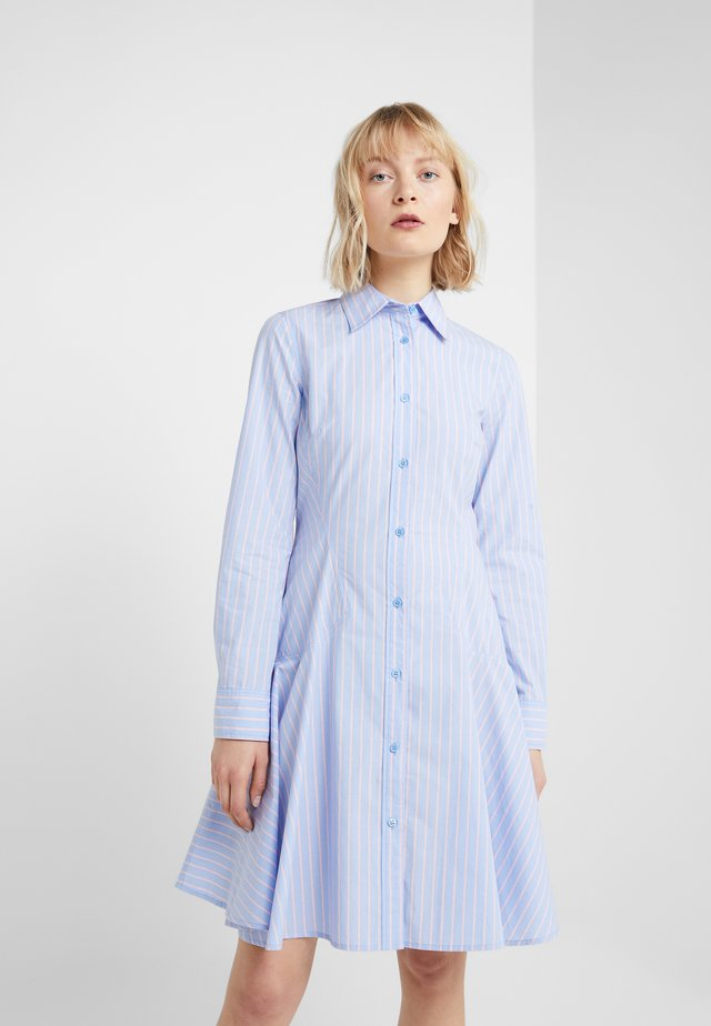 BELLE SUMMER DRESS - Shirt dress - miami stripe
