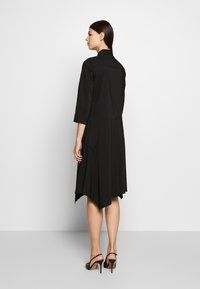 Steffen Schraut - BELLE LOVELY DRESS - Košilové šaty - black - 2