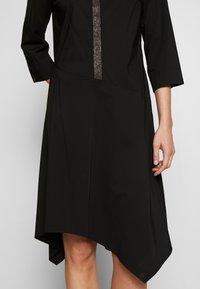 Steffen Schraut - BELLE LOVELY DRESS - Košilové šaty - black - 5