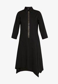 Steffen Schraut - BELLE LOVELY DRESS - Košilové šaty - black - 6