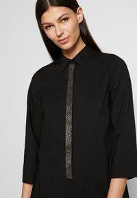 Steffen Schraut - BELLE LOVELY DRESS - Košilové šaty - black - 7