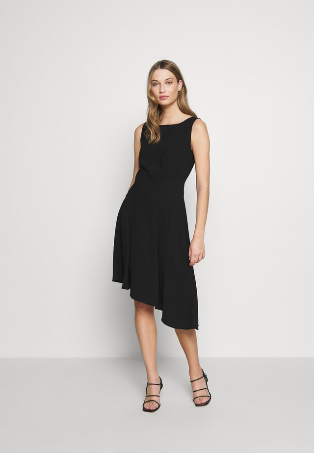 CAROL LONG SUMMER DRESS - Cocktail dress / Party dress - black