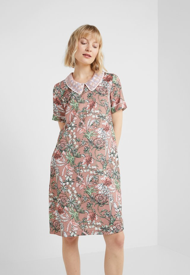 LOU FASHIONISTA DRESS - Korte jurk - botanical