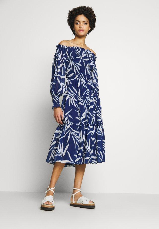 HAPPY SUMMER DRESS - Korte jurk - bahia