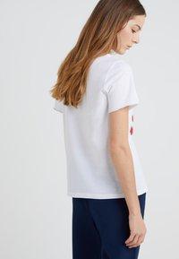 Steffen Schraut - HAWAII GLAM - T-Shirt print - white - 2