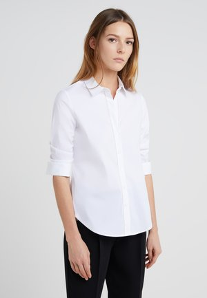 ESSENTIAL SUMMER GLAM BLOUSE - Skjorta - white