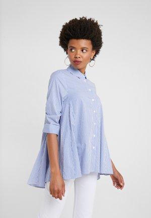 ESSENTIAL FASHION BLOUSE - Camicia - blue stripe