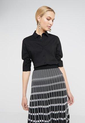 CYNTHIA ESSENTIAL FASHION  - Skjorte - black