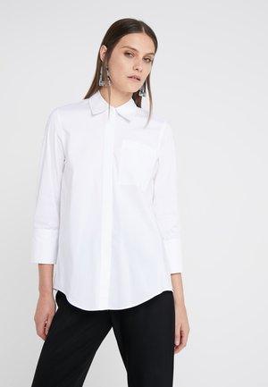 CARRIE DARLING BLOUSE - Skjorta - white