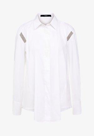 CANDICE GLAM BLOUSE - Skjortebluser - white