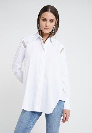 CANDICE GLAM BLOUSE - Skjorta - white