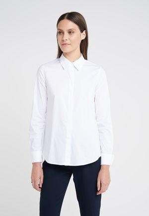 CYNTHIA GLAM BLOUSE - Skjortebluser - white