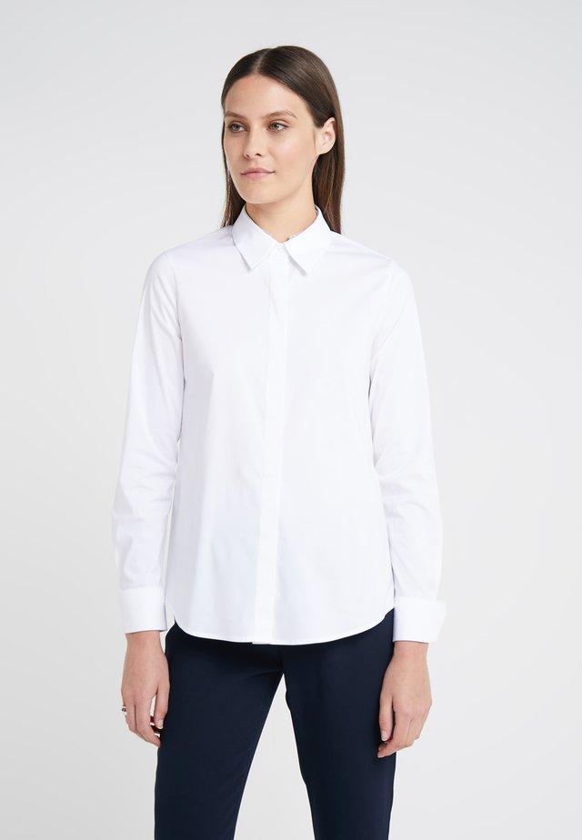 CYNTHIA GLAM BLOUSE - Hemdbluse - white