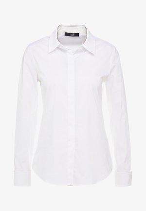 CYNTHIA GLAM BLOUSE - Skjorta - white
