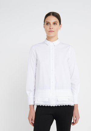 CARRIE FASHIONISTA BLOUSE - Hemdbluse - white