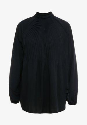 POLINA FASHIONISTA BLOUSE - Bluse - black