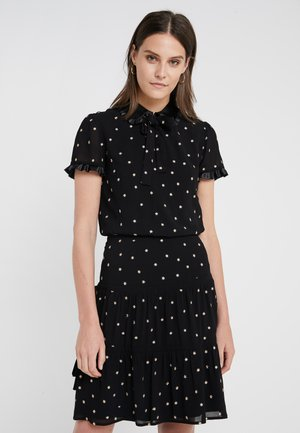 THE FAIRY TALE STAR BLOUSE - Bluse - black