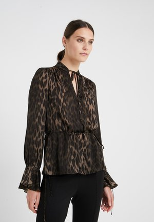 LIZA LOVELY BLOUSE - Bluzka - luxury animal
