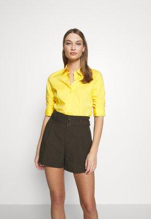 BENITA ESSENTIAL BLOUSE - Košile - flash yellow