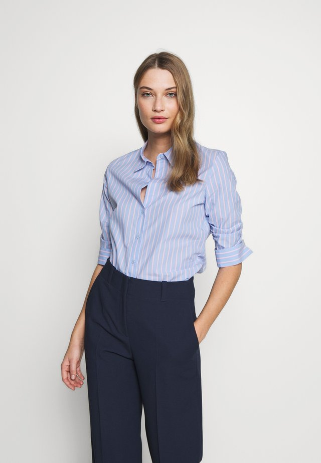 BENITA ESSENTIAL BLOUSE - Button-down blouse - miami