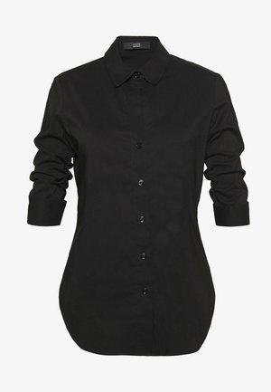 BENITA ESSENTIAL BLOUSE - Skjorte - black