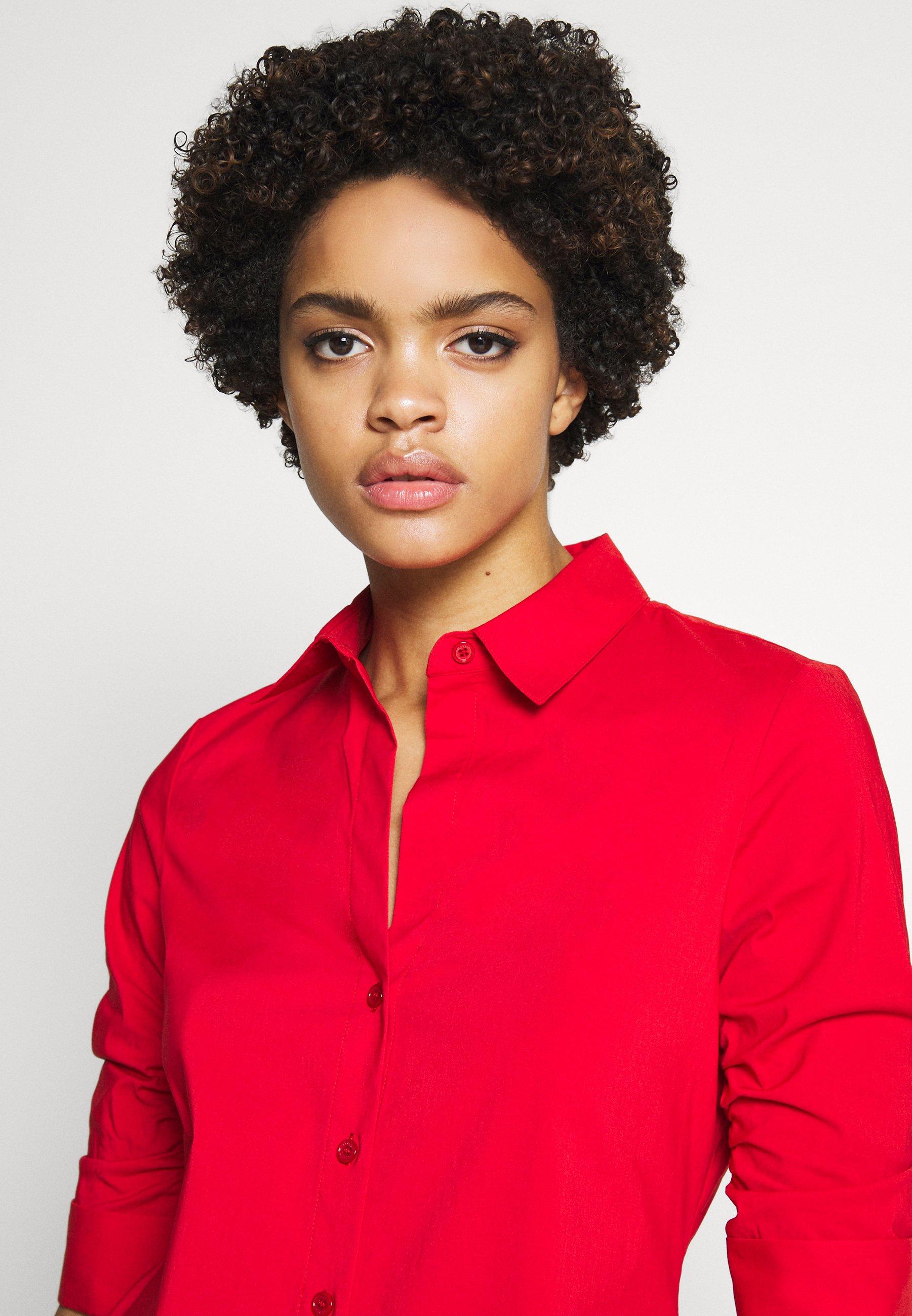 Steffen Schraut Benita Essential Blouse - Camicia Red Lips rRq2Jy8