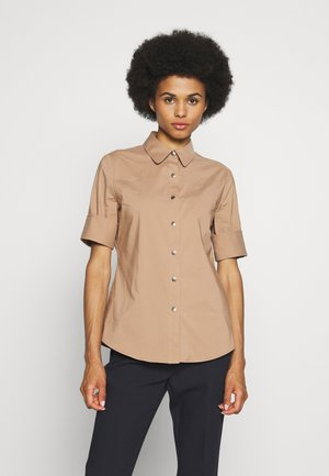 BELLA FANCY BLOUSE - Košile - desert
