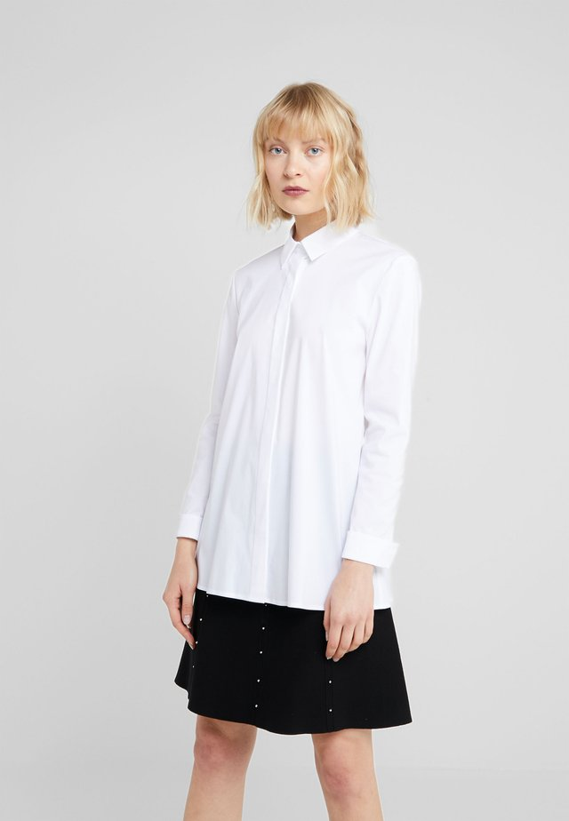 BELLE LOVELY BLOUSE - Košile - white