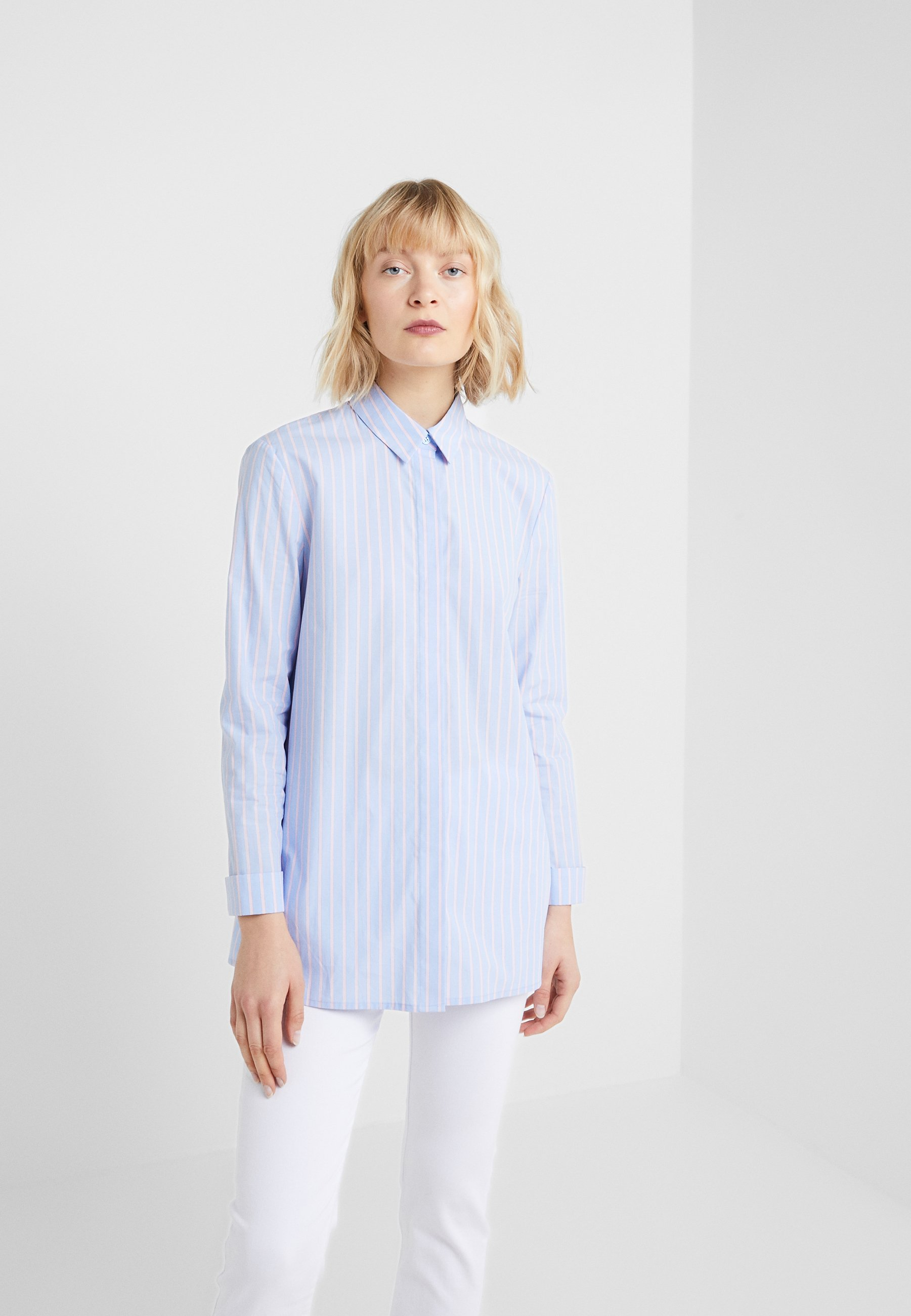 edc by Esprit Koszula blue lavender Zalando.pl  1VXPd