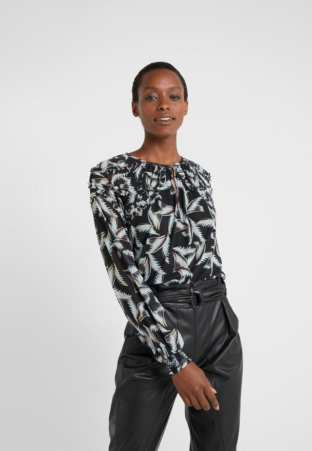 ESTEFANIA DARLING  - Bluse - black