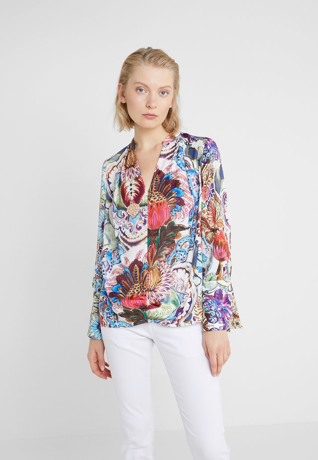 TROPICAL FLOWER BLOUSE - Blouse - multi color